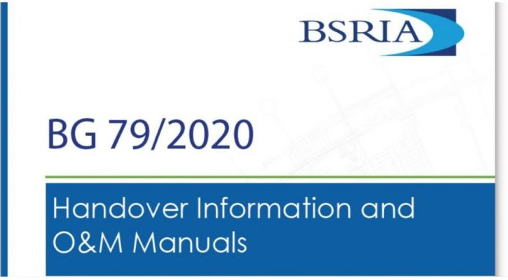 Sponsoring The BSRIA Handover Guide
