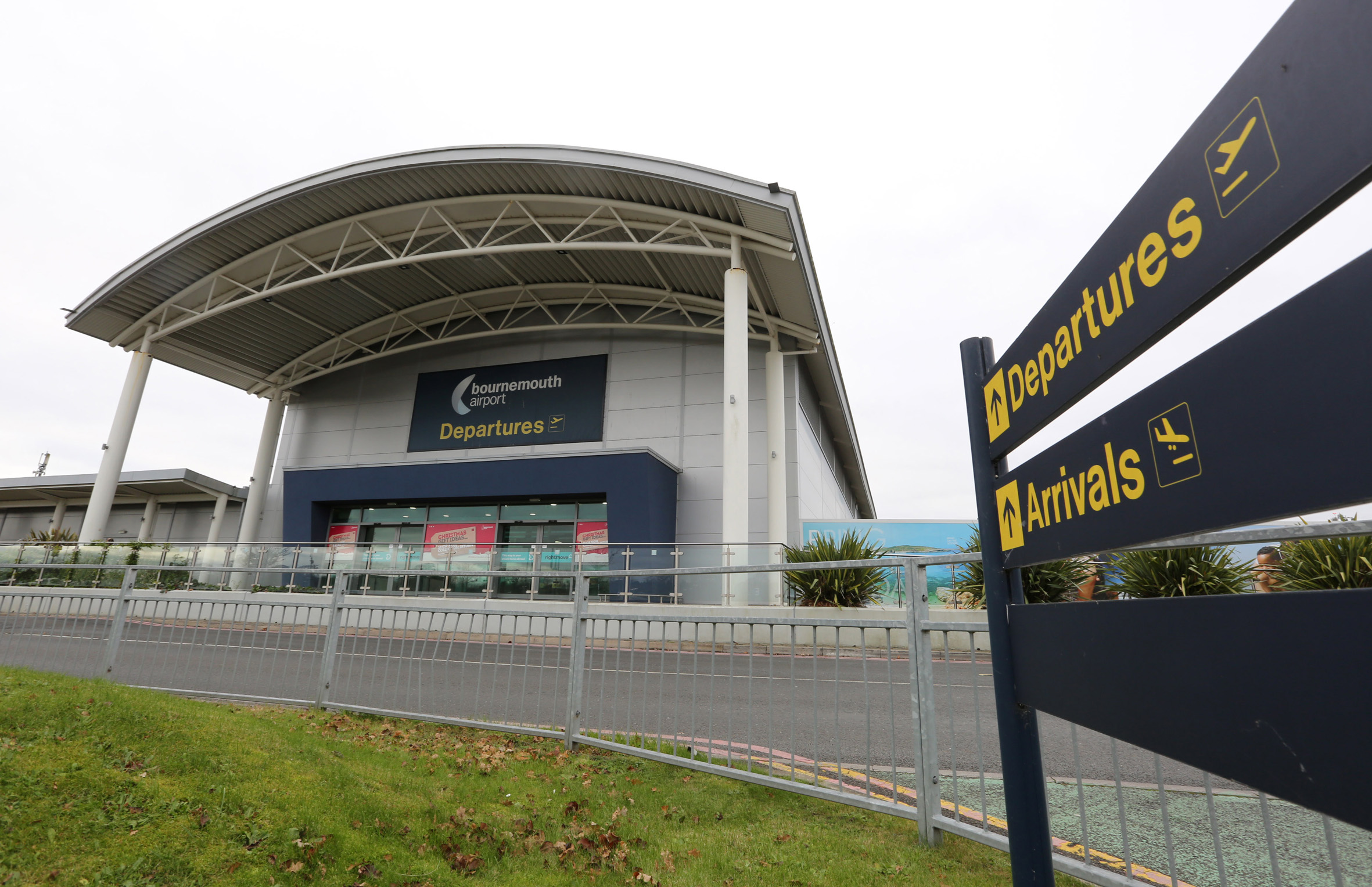 Bournemouth Aviation Park & Airport