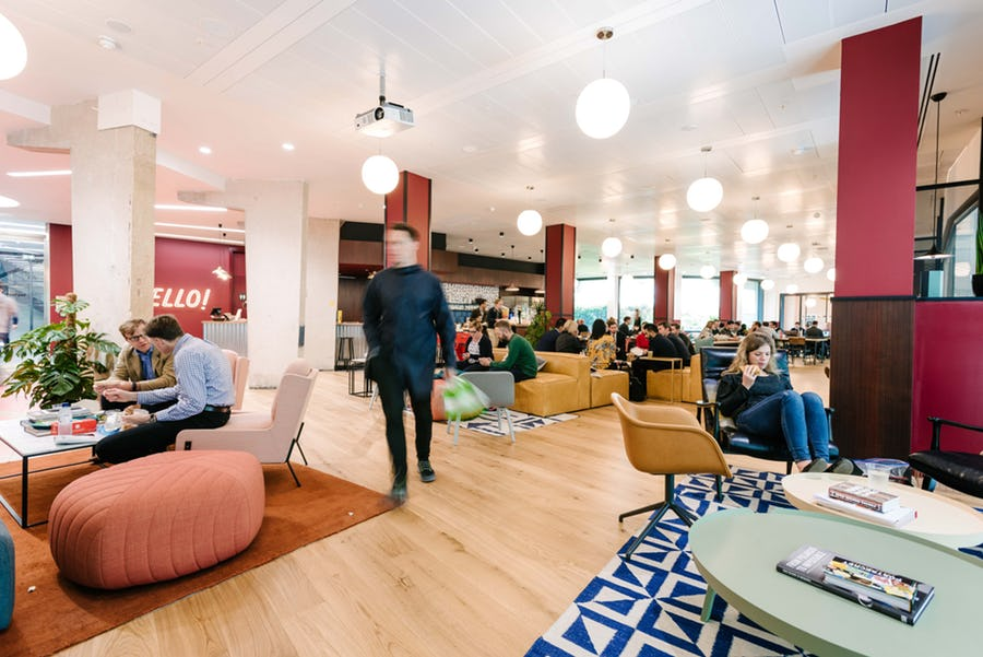 WeWork London, South Bank Central